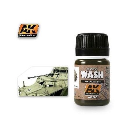 WASHES - AK 066 - AFRIKA KORPS