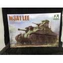 MAQUETTE TAKOM - CHAR M3A1 LEE - REF 2114 - ECH : 1/35