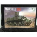 MAQUETTE TAKOM - CHAR M3A1 LEE CDL - REF 2115 - ECH : 1/35