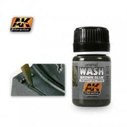 WASHES - AK 070 BROWN BLUE