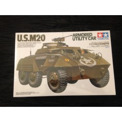 MAQUETTE TAMYIA - US M20 GREYHOUND - ECH 1/35 REF 234