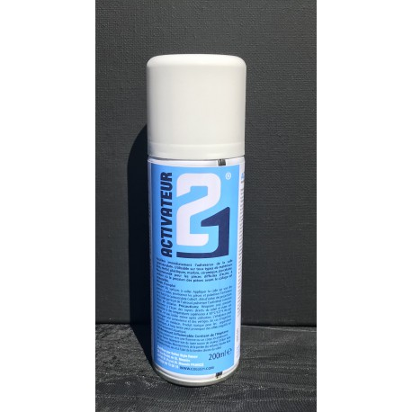 BOMBE ACTIVATEUR - 200 ML COLLE 21