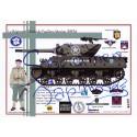 LITHOGRAPHIE - FORMAT A3 - JAPMODELS -RBFM - TD M10 LE SOUFLEUR II