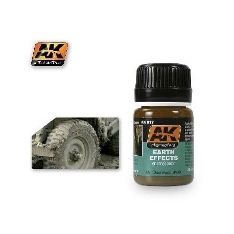 DUST - MUD - EARTH EFFECTS - AK 017