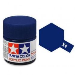 PEINTURE TAMIYA MINI - X4