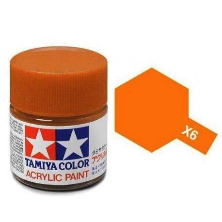 PEINTURE TAMIYA MINI - X6