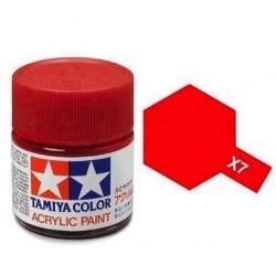 PEINTURE TAMIYA MINI - X7