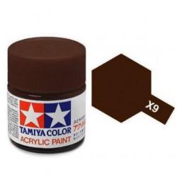 PEINTURE TAMIYA MINI - X9