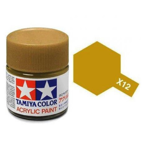 PEINTURE TAMIYA MINI - X12