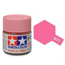PEINTURE TAMIYA MINI - X17
