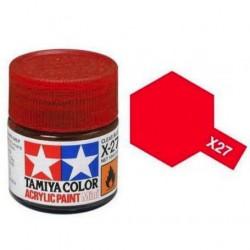 PEINTURE TAMIYA MINI - X27