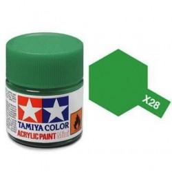 PEINTURE TAMIYA MINI - X28