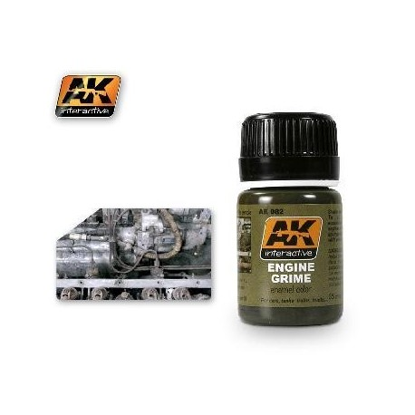 ENGINE EFFECTS - ENGINE GRIME - AK 082