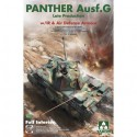MAQUETTE TAKOM - Panther Ausf.G 1/35