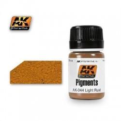 PIGMENT AK - LIGHT RUST - AK 044