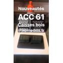 MAQUETTE JAPMODELS - CAISSE BOIS - SCALE 1/35 - REF JAP ACC 61