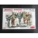 MAQUETTE MINIART - FIGURINES - MARKET GARDEN- ECH 1/35 - REF JAP MIA 35148
