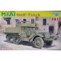 MAQUETTE DRAGON - HALF TRACK M3A1 - REF JAP DRA 6332 - ECH 1/35