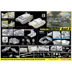 Maquette - DRAGON - Sd.Kfz.10 Ausf.A + 10.5cm le.FH.18/40 - Echelle 1/35
