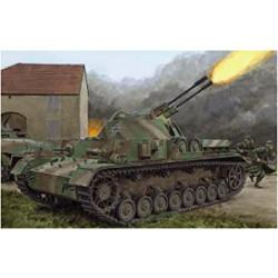 MAQUETTE DRAGON - Flagpanzer IV (3cm) Kugelblitz - REF JAP DRA 6889 - ECH 1/35