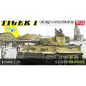 Maquette - DRAGON - Sd.Kfz 181 Pz.Kpfw VI Ausf E Tiger I Early Production (Battle for Kharkov) - Echelle 1/35