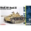 MAQUETTE DRAGON - StuG.III Ausf.G Early Production, Kursk 1943 (Neo Smart Kit) REF JAP DRA 6927 - ECH 1/35