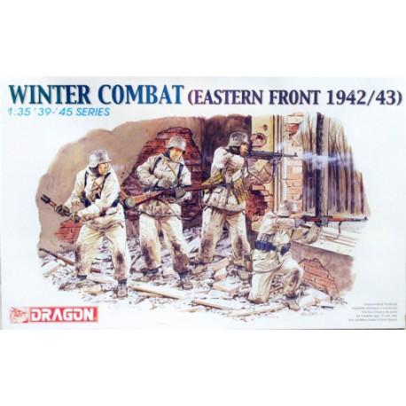FIGURINE DRAGON - Winter Combat Eastern Front 1942/43 - REF DRA 6154 - ECH 1/35