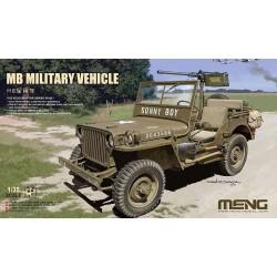 MENG - MB MILITARY VEHICLE -VS011-ECH1/35