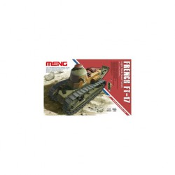 MAQUETTE MENG - FRENCH FT17 LIGHT TANK - REF MENG TS008 - ECH 1/35