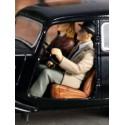 FIGURINES NEMROD -Couple civil en traction - 1944 (2 fig) -REF N35085 - ECH 1/35