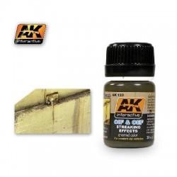 STREAKING EFFECTS - OIF &OEF STREAKING - AK 123