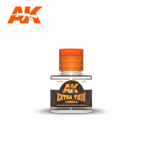 COLLE - AK - EXTRA THIN CEMENT - REF AK 12002