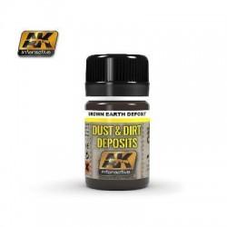 SPECIAL DEPOSITS - BROWN EARTH DEPOSIT - AK 4063