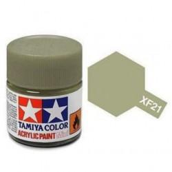 PEINTURE TAMIYA MINI - XF21