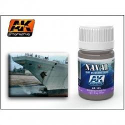 STREAKING EFFECTS - STREAKING GRIME FOR GREY SHIPS - AK 305