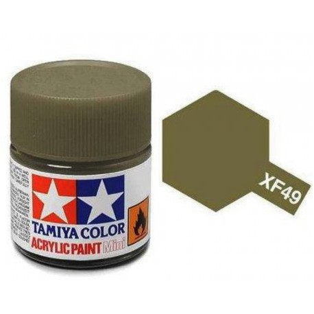 PEINTURE TAMIYA MINI - XF49