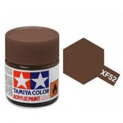 PEINTURE TAMIYA MINI - XF52