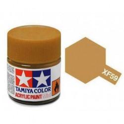 PEINTURE TAMIYA MINI - XF59