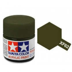 PEINTURE TAMIYA MINI - XF62