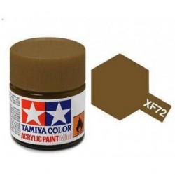 PEINTURE TAMIYA MINI - XF72