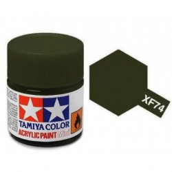 PEINTURE TAMIYA MINI - XF74