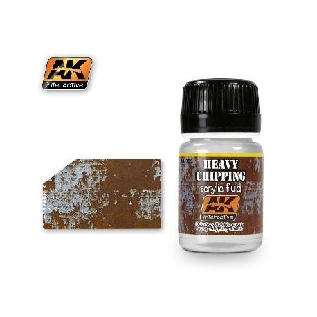 AK SPECIALS - REAVY CHIPPING - ACRYLIC FLUID - AK 089