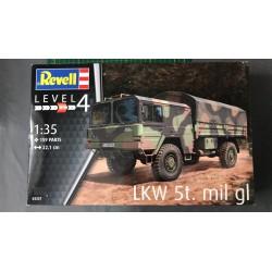 MAQUETTE REVELL - LKW 5T MILGL - REF : REV 03257- ECH 1/35