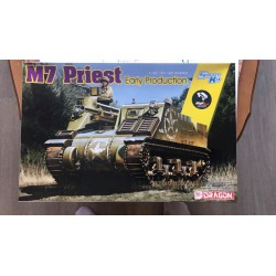 MAQUETTE DRAGON- M7 PRIEST EARLY PROD - REF : DRA 6817 - ECH 1/35