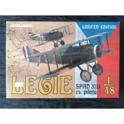 MAQUETTE EDUARD - SPAD XIII - REF EDU11123 - ECH 1/48