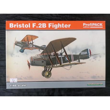 MAQUETTE EDUARD - BRISTOL F 2B - REF EDU8127 - ECH 1/48