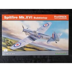 MAQUETTE EDUARD - SPITFIRE MK XVI- REF EDU 8285 - ECH 1/48
