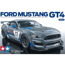 MAQUETTE TAMYIA -Ford Mustang GT4 1/24 MODEL KIT -TAM 24354