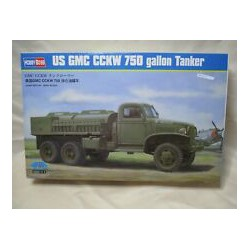 MAQUETTE HOBBY BOSS -GMC CCKW CARBURANT - US - ECH 1/35