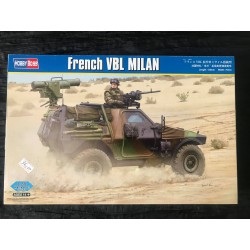 Maquette HOBBY BOSS - FRENCH VBL MILAN - REF : jap hobby 83 877 - ech 1/35